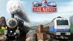 Игра Rail Nation онлайн
