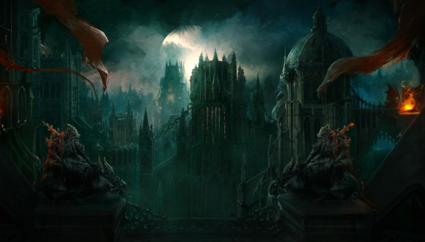 игра Castlevania: Lords of Shadow 2