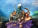 Релиз на PC — Might & Magic Heroes VII