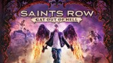 Экшен игра Saints Row: Gat Out of Hell