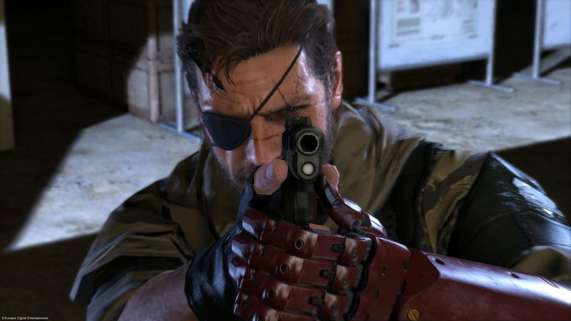 Анонс новой игры METAL GEAR SOLID V: The Phantom Pain