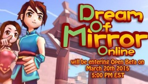Переизданная Dream of Mirror online запустила ОБТ