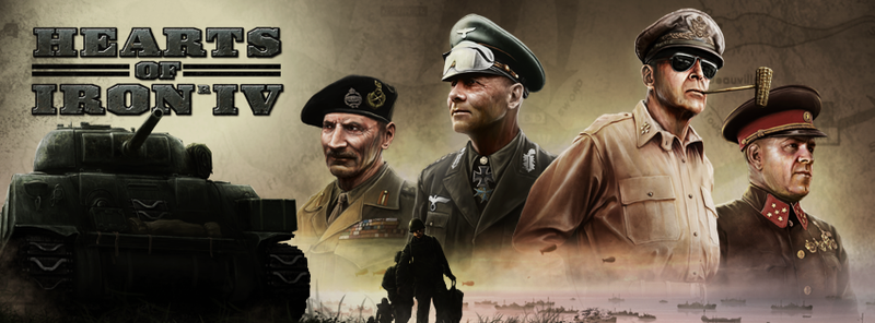 Военная стратегия Hearts of Iron 4