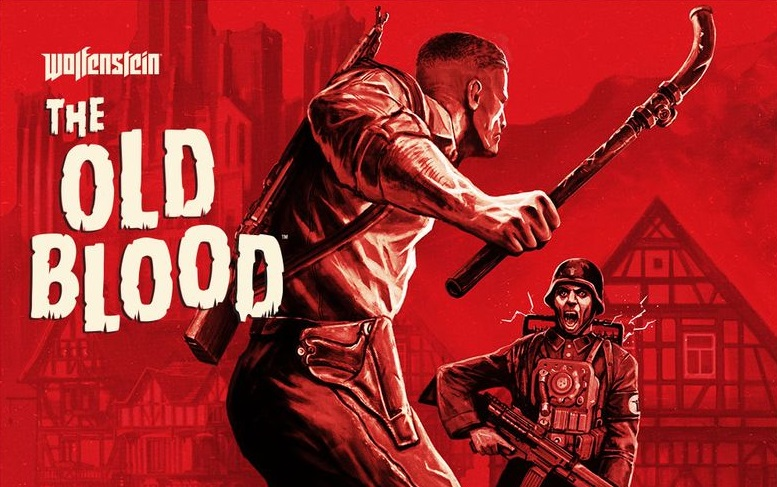 Экшен игра Wolfenstein: The Old Blood с дополнением к The New Order