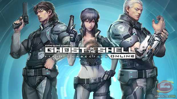 Ghost in the Shell Online старт первого ЗБТ