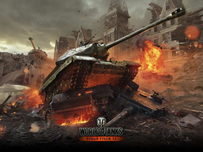 Клип world of tanks играть blitz