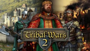 Онлайн стратегия Tribal Wars 2
