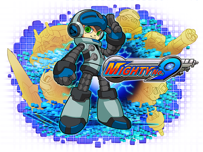 Платформер Mighty No. 9