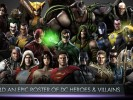 Игра Injustice: Gods among Us