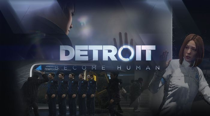 Новая игра Detroit: Become Human