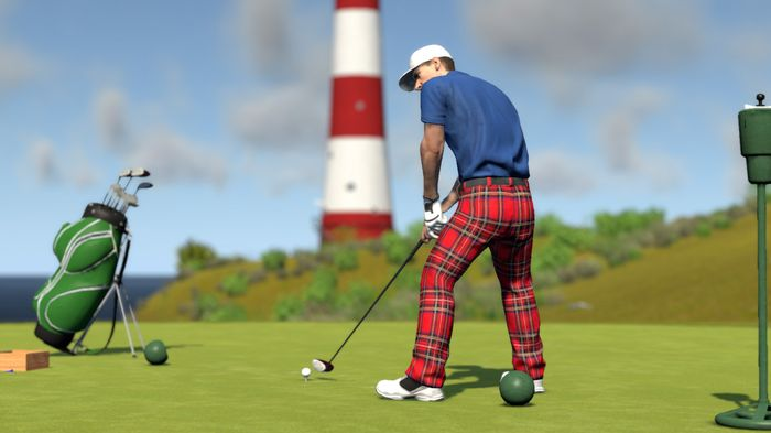 Golf Master 3D - Play this Game Online at