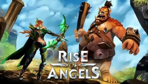 Rise of Angels — новая MMORPG игра