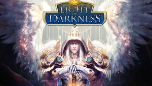 Новая RPG игра Light of Darkness