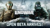Начало открытого тестирования Tom Clancy's EndWar Online