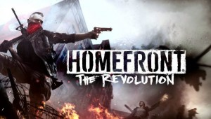 Экшен игра Homefront: the revolution