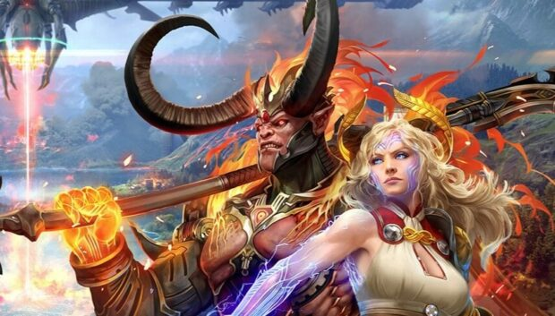 Skyforge для Nintendo Switch